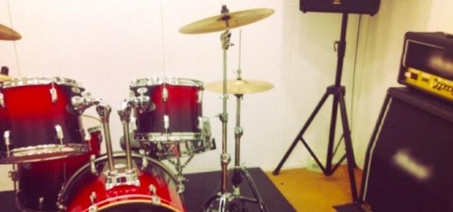 音楽スタジオの利用方法をご紹介
