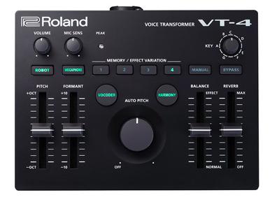 Roland ボイストランスフォーマー(VT-4)